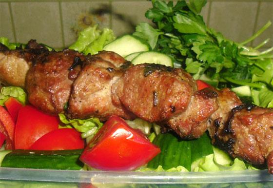 Сколько хранится маринованное мясо
