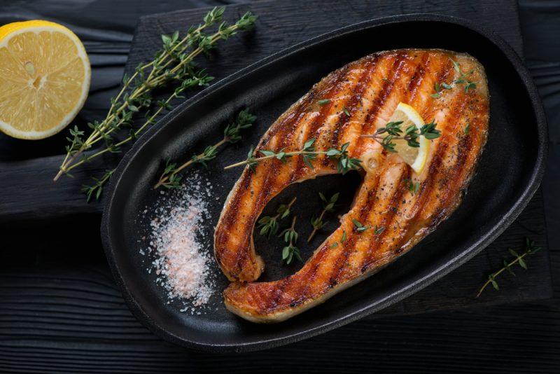 Рецепт шашлык из горбуши