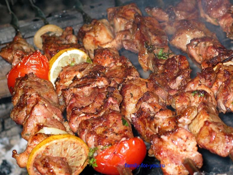 Шашлык из баранины: 8 лучших рецептов |
