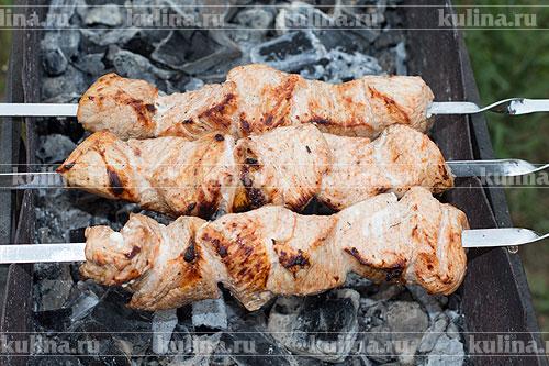 Шашлык из филе индейки: вкусный маринад чтобы замариновать грудки