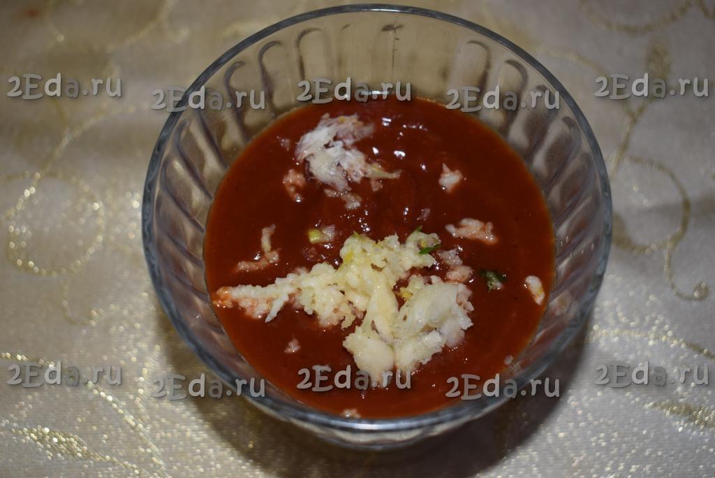 Соус для шашлыка — 11 рецептов приготовления в домашних условиях