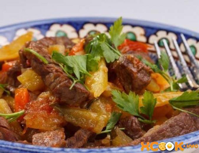 Азу по-татарски – приготовим по традиционным рецептам