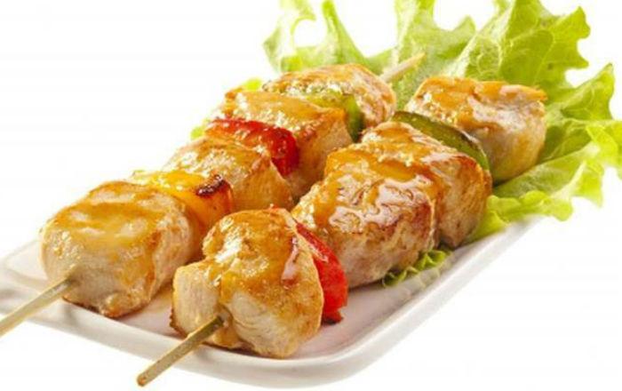 Рецепт маринада для шашлыка из курицы на кефире