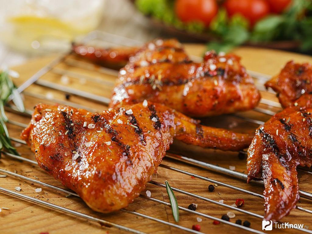 7 вариантов как сделать вкусный маринада для шашлыка из крылышек
