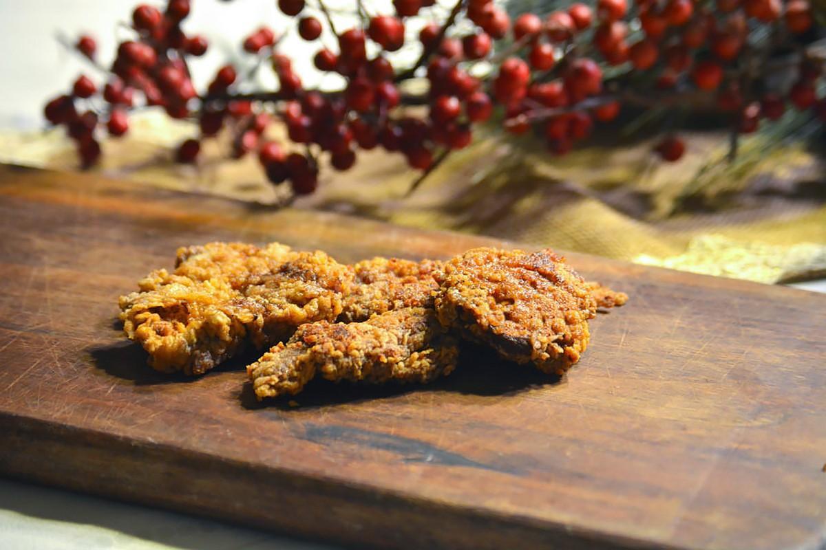 Отбивная из говядины на сковороде рецепт с фото