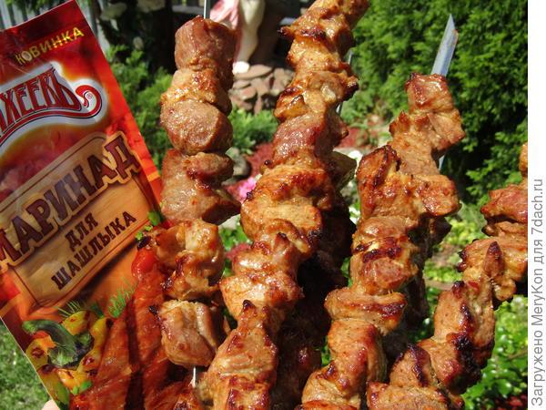 Маринад для шашлыка из свинины: 7 сочных рецептов