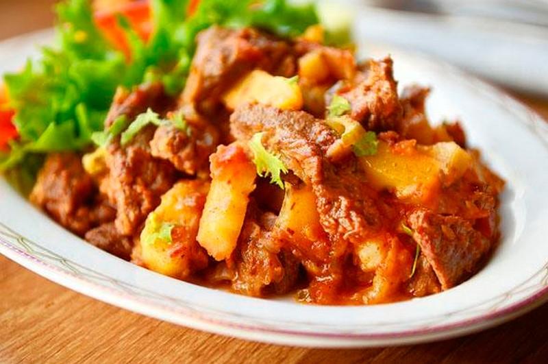 Азу по-татарски: пошаговые традиционные рецепты с фото