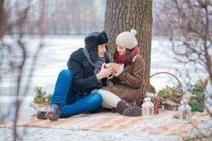 Что взять зимой на природу. что взять зимой на пикник