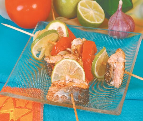 Маринад для шашлыка из рыбы: 9 лучших рецептов