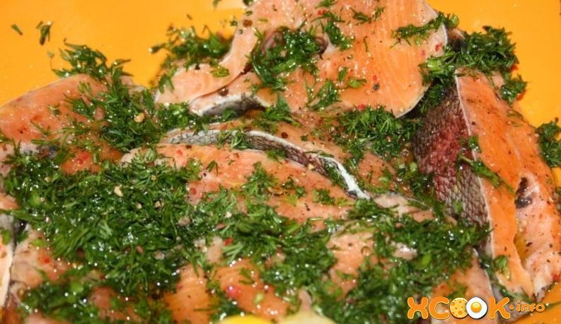 Как приготовить форель на мангале: лучшие рецепты и рекомендации