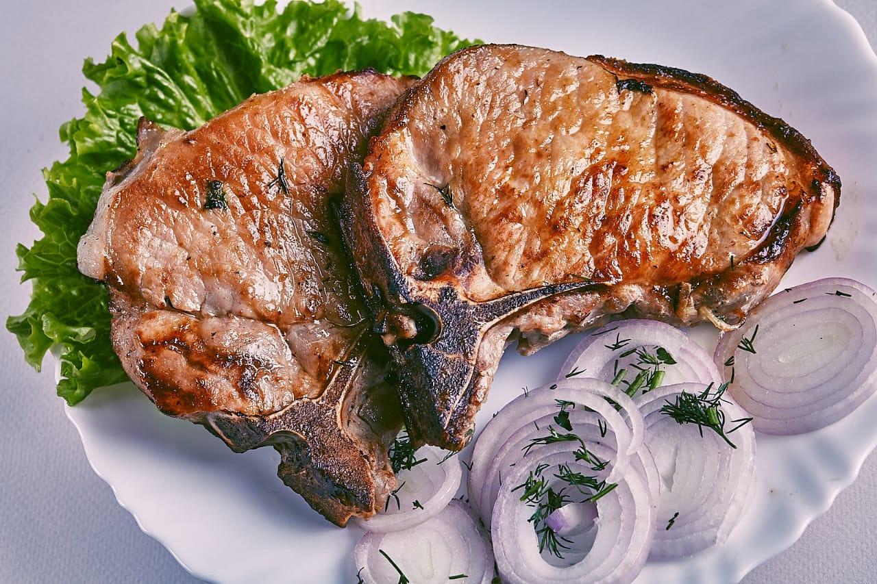 Антрекот: лучшие рецепты. как правильно готовить антрекоты из свинины? шашлык из свинины антрекот