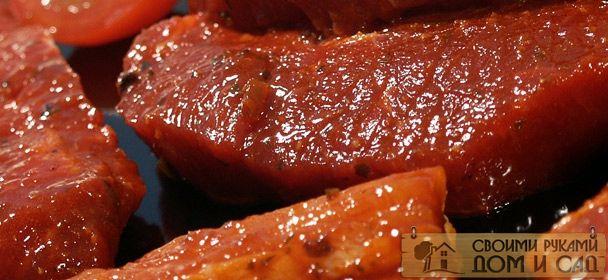 Самый вкусный маринад для сочного шашлыка из говядины