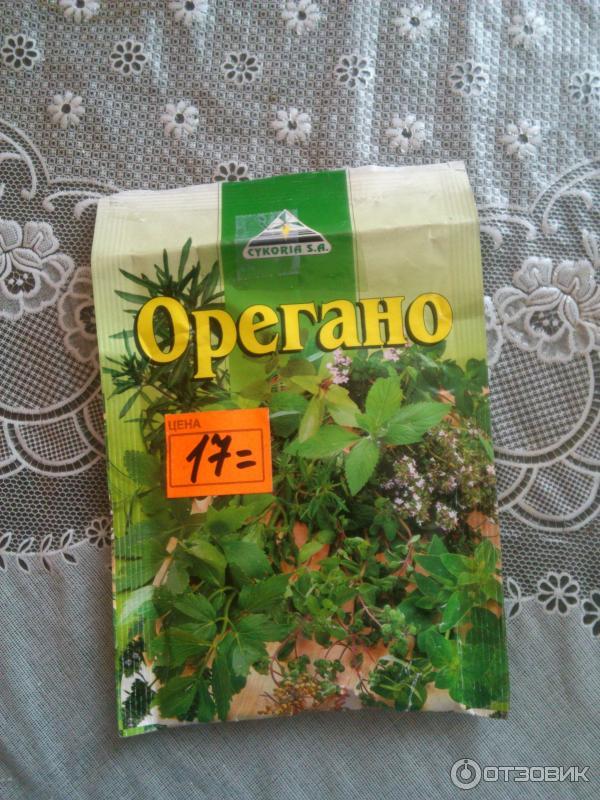 Орегано (приправа): польза и вред, в какие блюда добавлять
