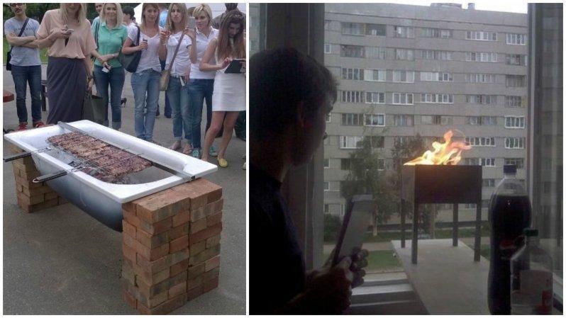 Соседи курят на балконе — дым идет в квартиру: что делать, как бороться