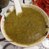 Рецепт имбирного соуса: последний штрих к коронному блюду