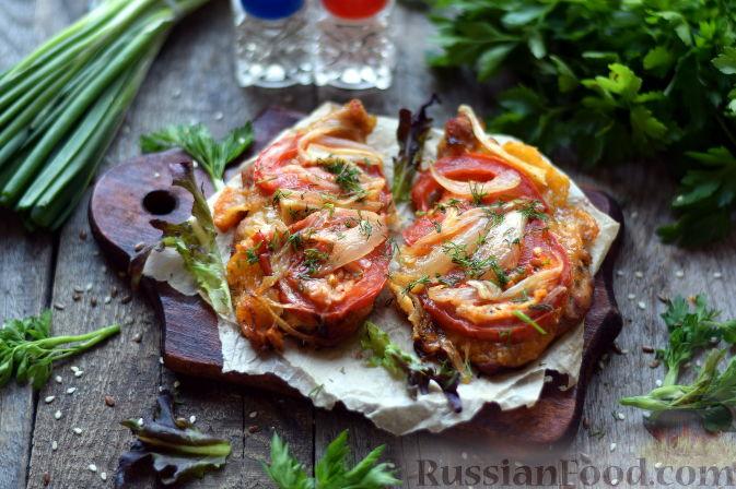 Стейк из свинины в духовке – 7 рецептов приготовления