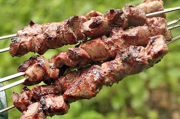 Рецепт маринада для шашлыка, который поведал мне старый армянин. народы кавказа знают в этом толк!