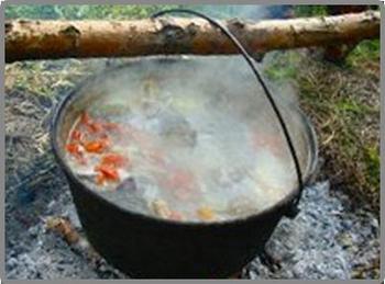 Карась на мангале – 4 пошаговых рецепта