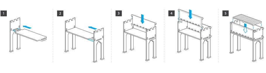 Как правильно сварить мангал