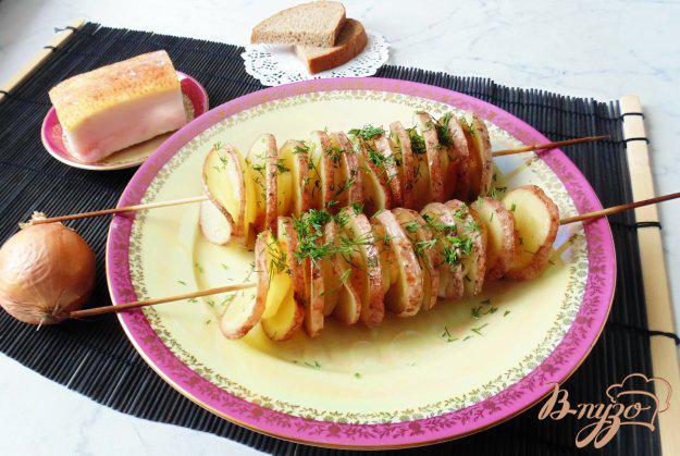5 самых вкусных способов приготовления картошки на костре