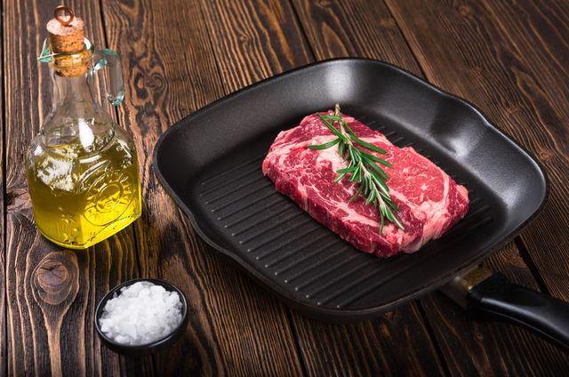 Как приготовить хороший стейк