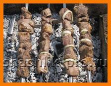 Как готовить шашлык из говядины по-московски | шашлык - про