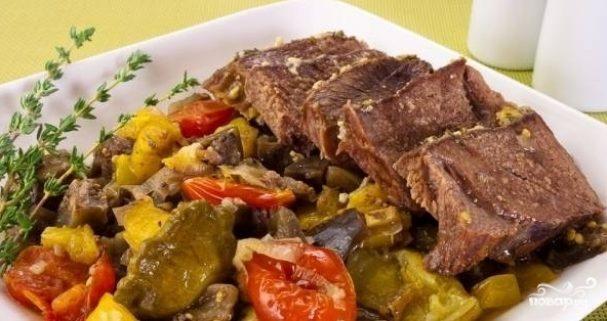 Запеченная баранья нога в духовке. рецепты в фольге, рукаве, от сталика ханкишиева, юлии высоцкой