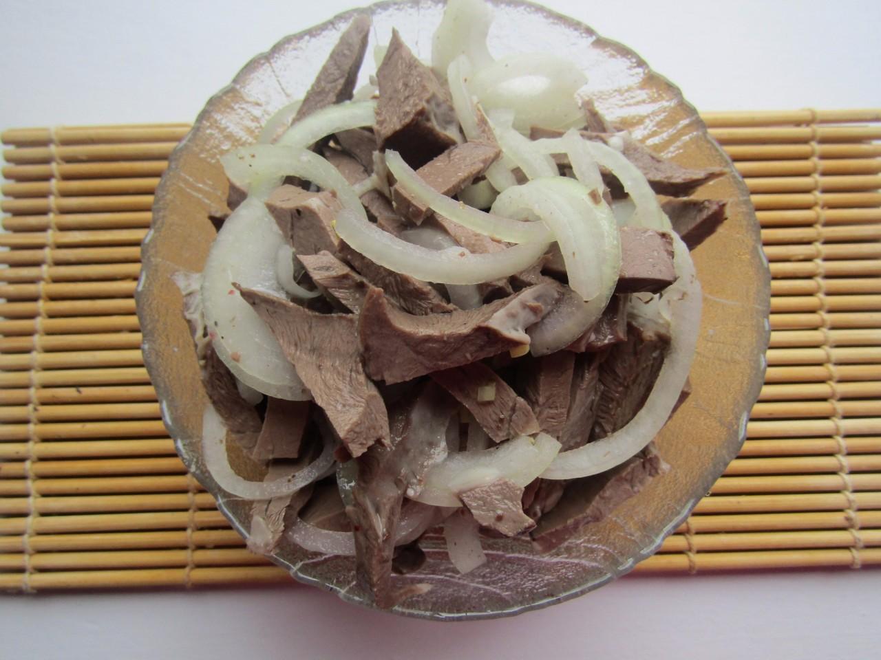 Шашлык из замороженного мяса свинины