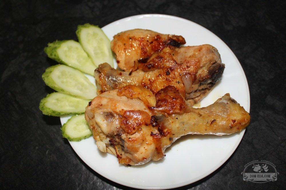 Курица на сковороде - 685 домашних вкусных рецептов приготовления