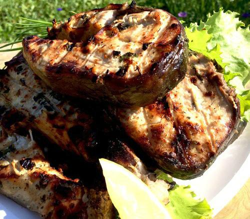 Рецепты блюд из белого амура, пошаговое приготовление