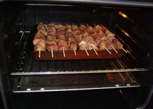 Копчение курицы жидким дымом в духовке