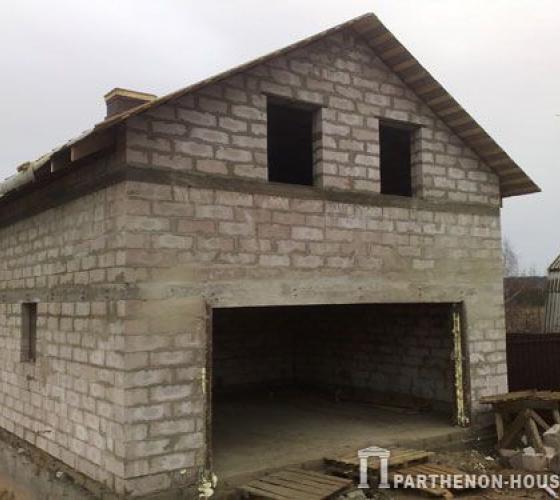 Дом из шлакоблока: плюсы  и минусы. отзывы владельцев. фото, видео