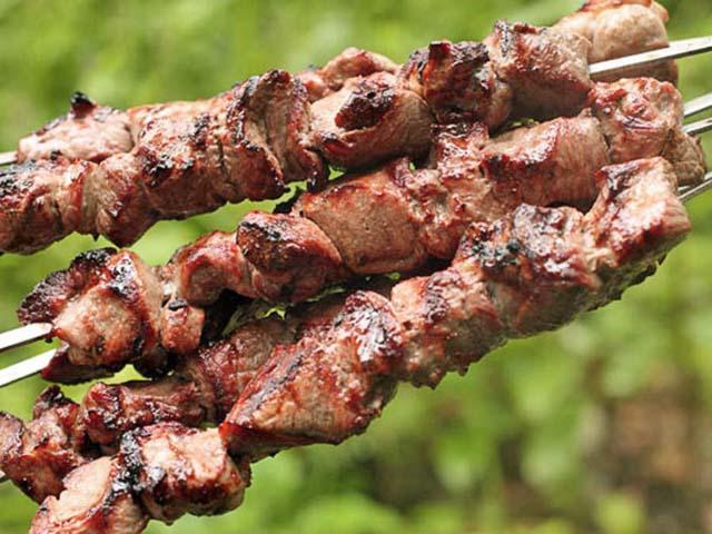 Рецепт татарского сочного шашлыка из баранины с фото пошагово или как вкусно приготовить шашлык