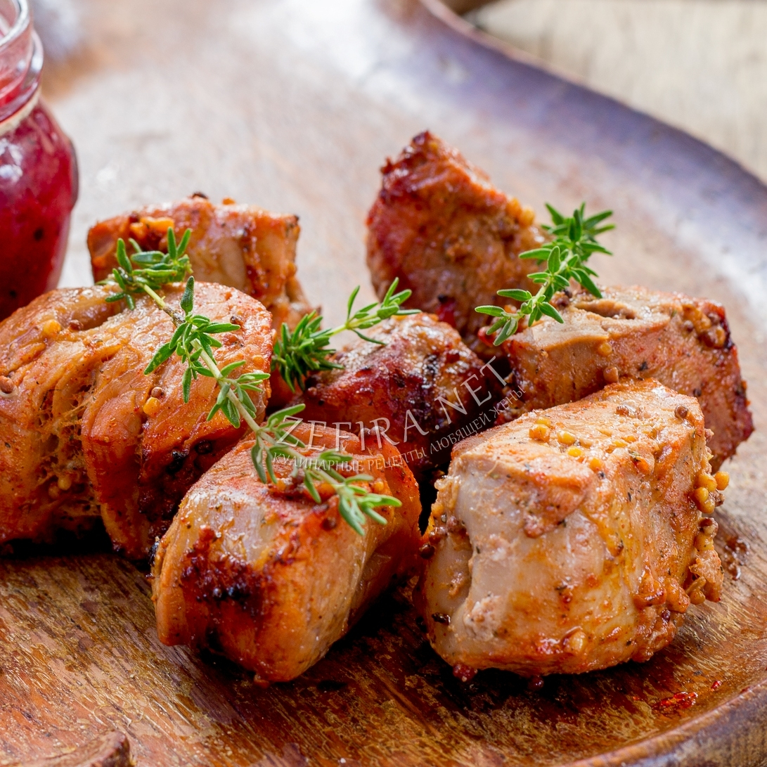 Шашлык из курицы в самом вкусном маринаде – мясо будет всегда мягким и сочным