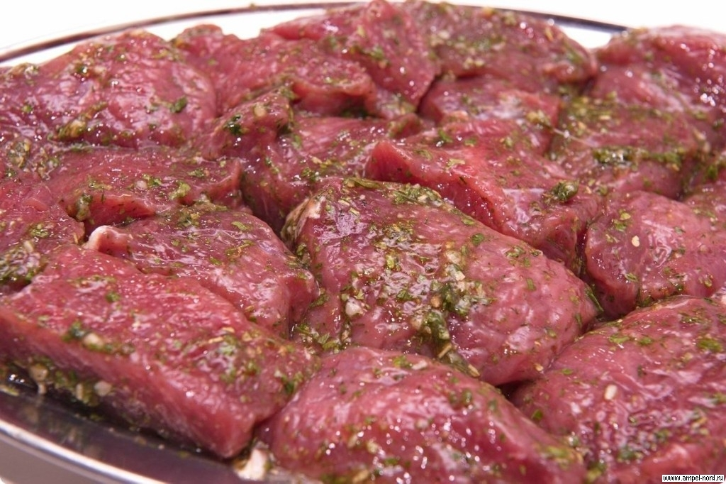 Шашлык из говядины, пошаговые рецепты приготовления