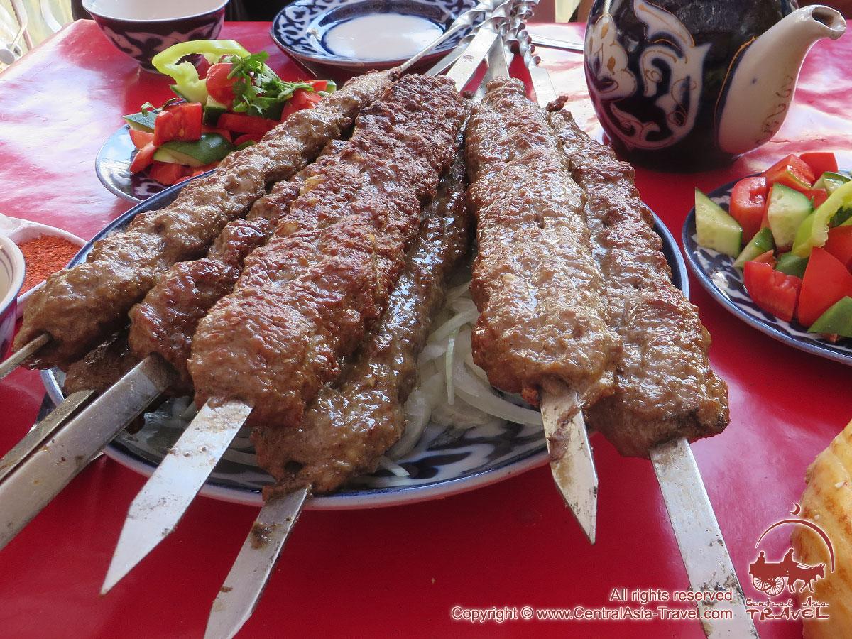 Молотый шашлык – 3 рецепта как в узбекистане