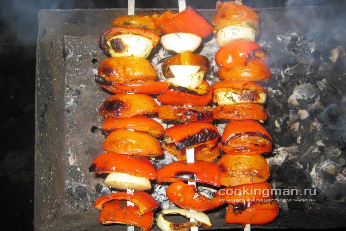 Вкусный маринад для рыбы на мангале, и как его правильно приготовить.
