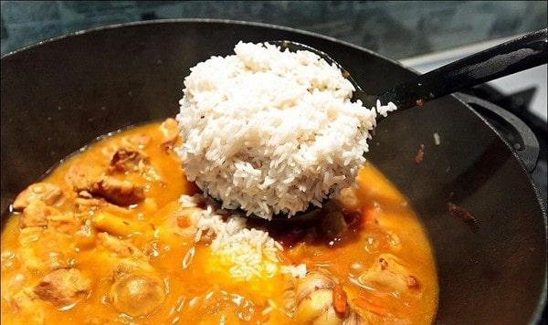 Подходит ли шлифованный рис для плова
