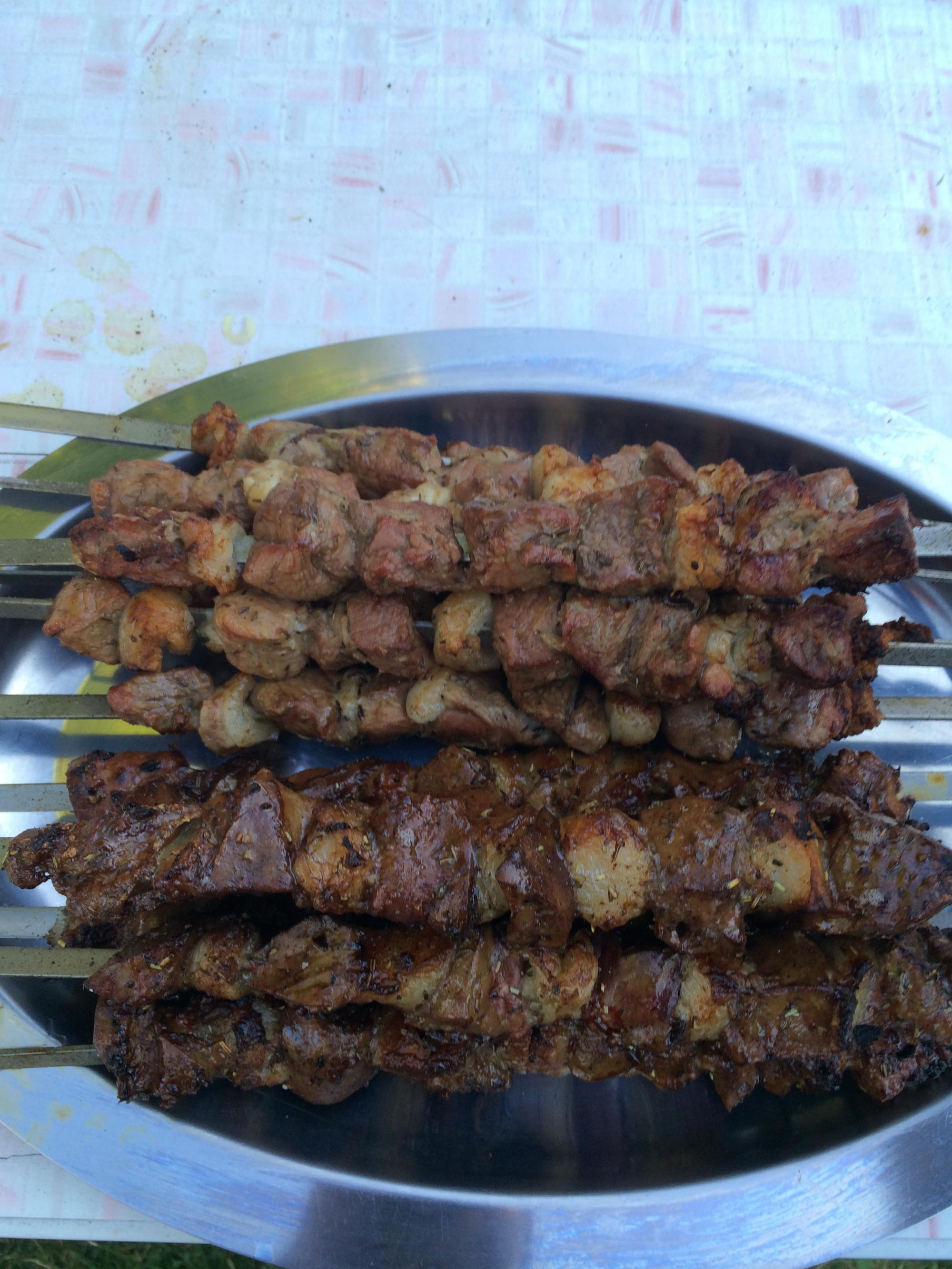 3 рецепта шашлыка от хакима ганиева: очень простой маринад. шашлык из баранины узбекский