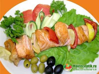 Шашлык из рыбы: 9 полезных рецептов |