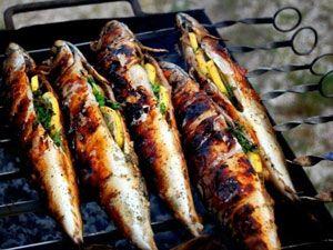 Как мариновать рыбу для шашлыка? маринад для рыбы: рецепт