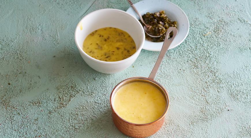 Голландский соус: состав, калорийность, рецепт | food and health