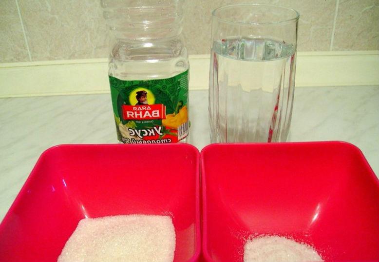 Как замариновать лук в уксусе с сахаром