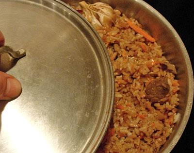 Рис для плова националь как готовить
