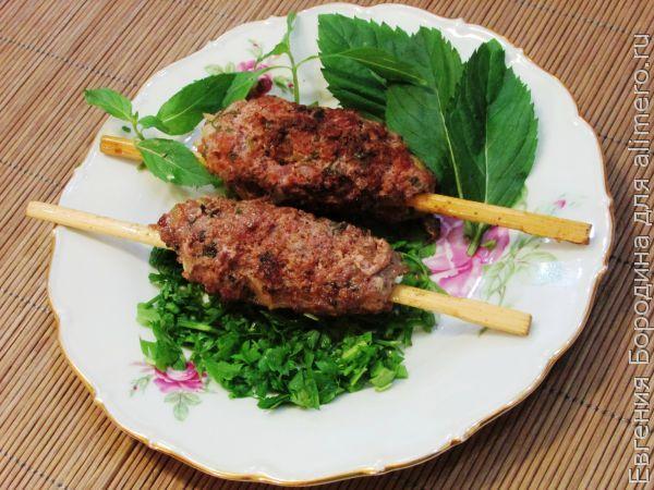 Люля-кебаб. рецепт на мангале из фарша курицы, говядины, свинины, баранины. как делается