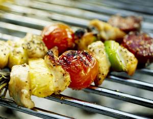 Как запечь перец на мангале на решетке. запеченные сладкие болгарские перцы на мангале
