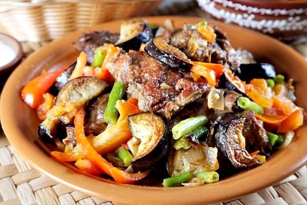 Рецепт баранины на сковороде