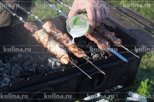Шашлык из индейки. как вкусно замариновать птицу, чтобы мясо было мягким?