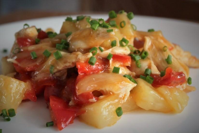 Как готовится курица на сковороде. лучшие рецепты жареной курицы – на бэби.ру!