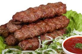Шашлык по кавказки «люля кебаб» рецепт